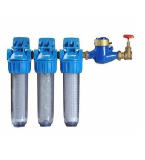 Üçlü Su Arıtma Cihazı