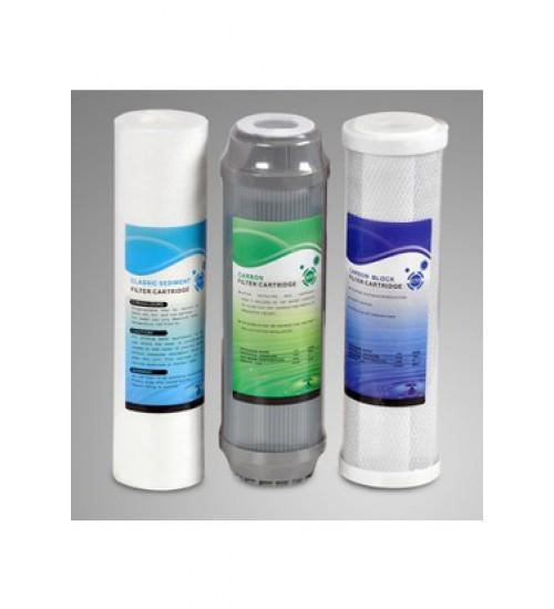 Açık Kasa 3'lü membran koruma filitreler
